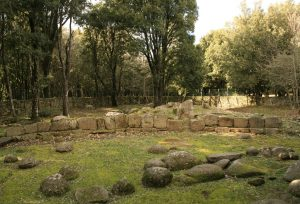 Lanusei, Parco Archeologico del bosco Selene